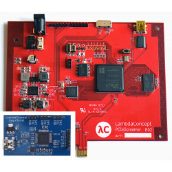 PCIe Screamer R02 & JTAG...