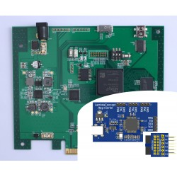 PCIe Screamer & JTAG Serial...